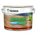 Teknos Woodex Aqua Wood Oil/Текнос Вудекс Аква Вуд Ойл Масло
