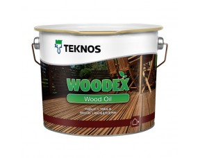 Teknos Woodex Wood Oil/Текнос Вудекс Вуд Ойл Масло