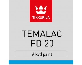 Tikkurila Temalac FD 20/Тиккурила Темалак ФД 20