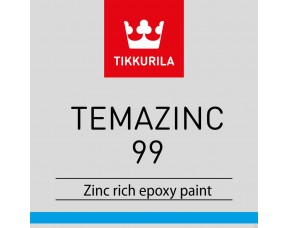 Tikkurila Temazinc 99/Тиккурила Темацинк 99 (Комплект А+В)