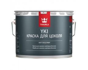 Tikkurila Yki / Тиккурила Юки (база А) краска для цоколя матовая