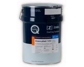 Zobel Zowo-plast 1450SС Лак базисный, глянцевый для ПВХ